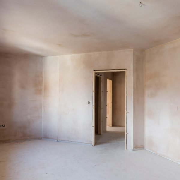 Plastering project in Norfolk