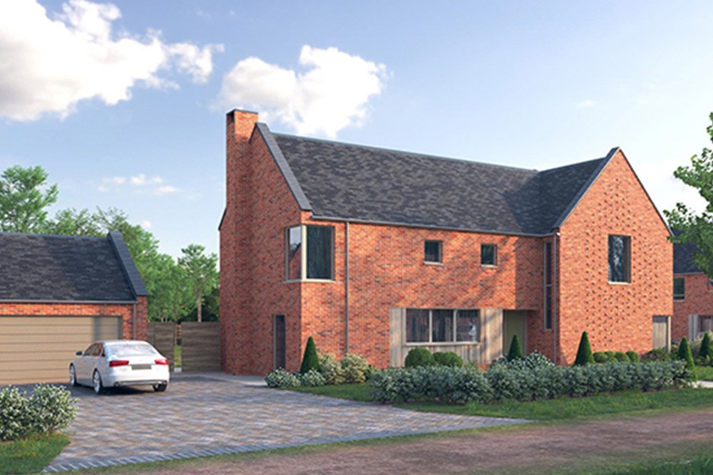 Park Avenue new home development in Taverham by Fleur Homes